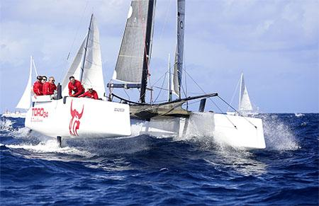Lots of changes on the water for the 35th St.Maarten Heineken Regatta