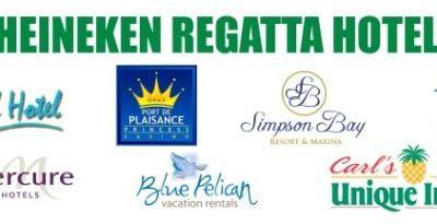 Hotels support the 2015 St. Maarten Heineken Regatta