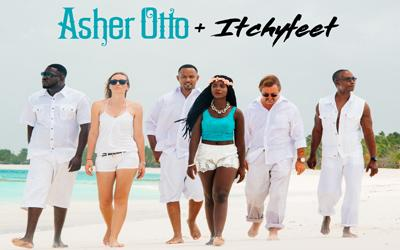 Asher Otto & Itchyfeet to perform at the 37th St. Maarten Heineken Regatta