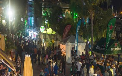 "Another edition of ""Boardwalk Market"" to expand the Boardwalk activities during the St. Maarten Heineken Regatta"