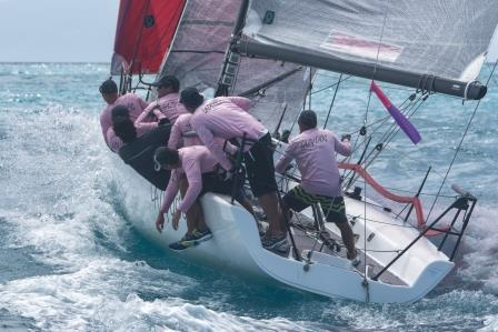 Sailors full of praise for the 35th St. Maarten Heineken Regatta.