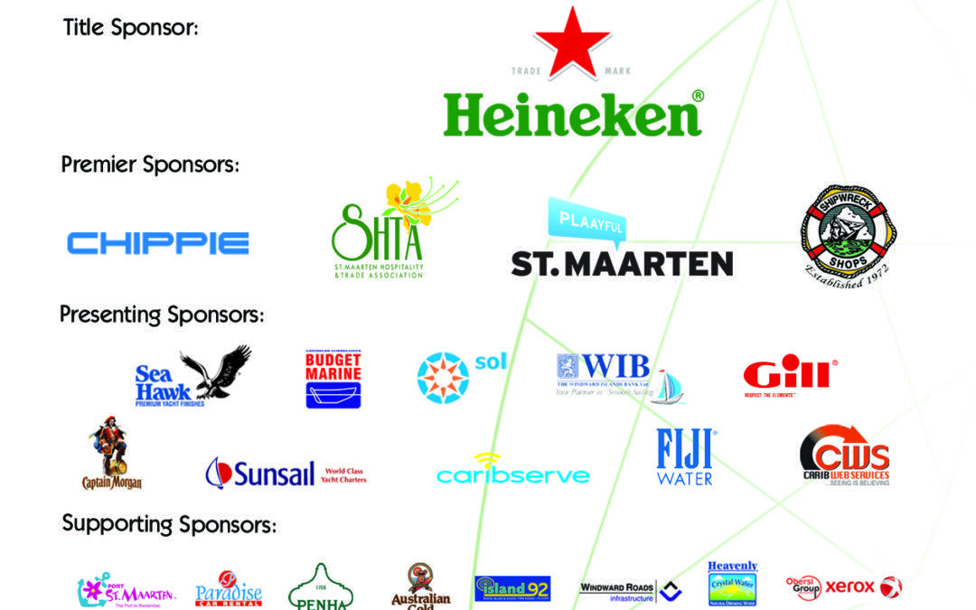 St. Maarten Heineken Regatta Renews Sponsorship Agreements with ...