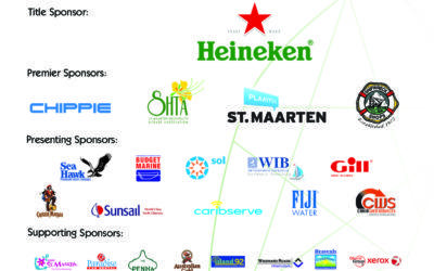 St. Maarten Heineken Regatta Renews Sponsorship Agreements with Loyal Sponsors