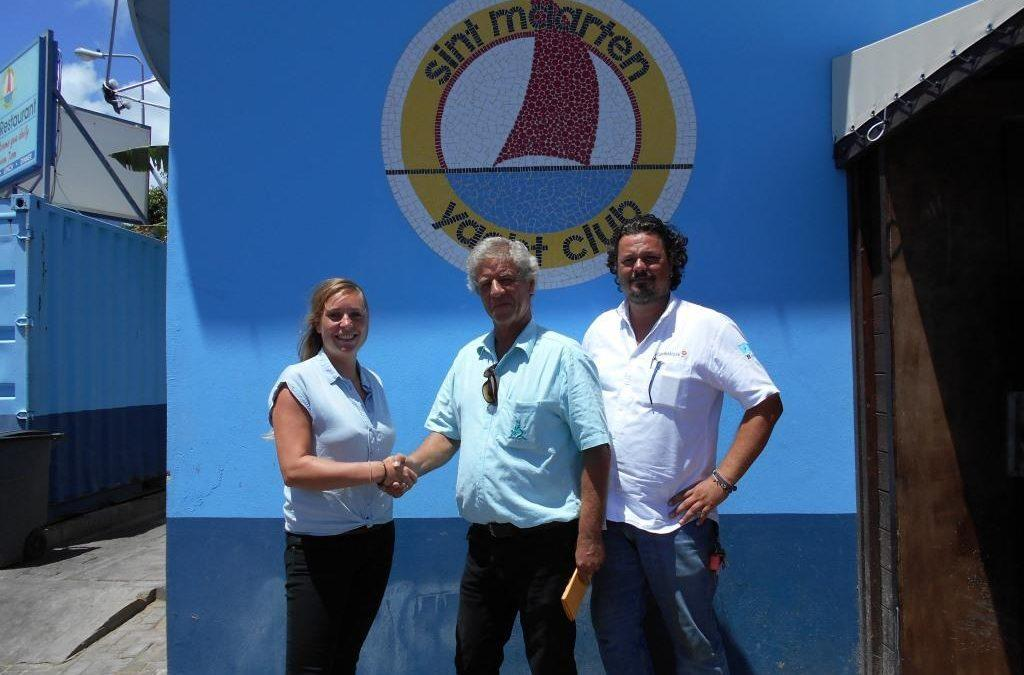 St. Maarten Yacht Club Regatta Foundation raises 1660 dollars for Sea Rescue