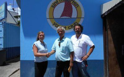 St. Maarten Yacht Club Regatta Foundation raises 1660 dollars for Sea Rescue
