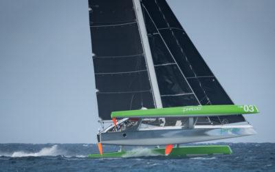 Records Smashed in Round St. Maarten Race