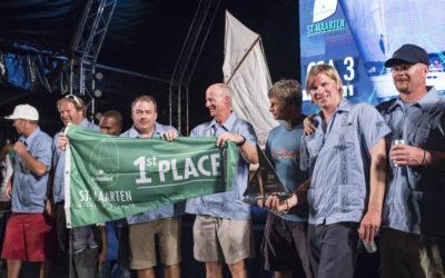 Spectacular Finale to St. Maarten Heineken Regatta