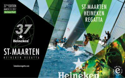 New classes, more racing, and a new Trophy on offer at the 37th St. Maarten Heineken Regatta