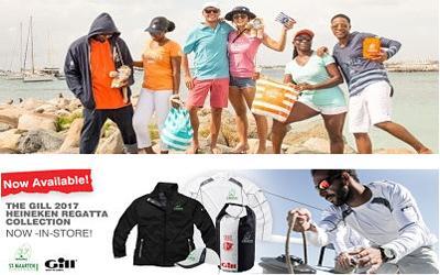 2017 St. Maarten Heineken Regatta Merchandise Available for Purchase