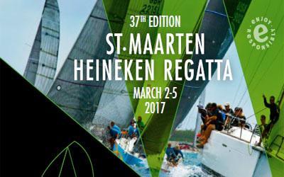 2017 St. Maarten Heineken Regatta Magazine
