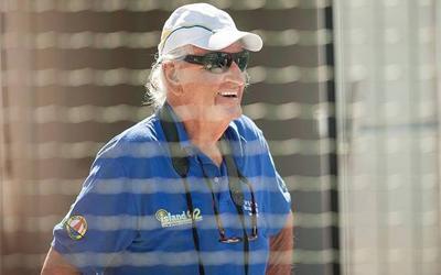 Island 92's Official Regatta Photographer Denis McBriarty passes away