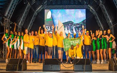 St. Maarten Heineken Regatta; Recipe for Success
