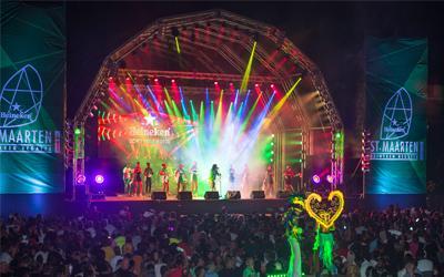 St. Maarten Heineken Regatta Announces Party Venues and Themes for 2017