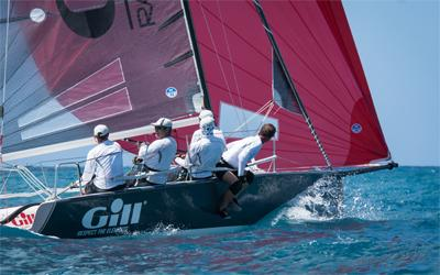 Competitive Start – Gill Commodore's Cup Report