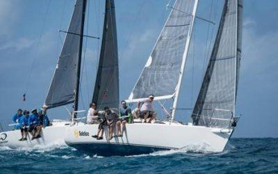 The 38th St. Maarten Heineken Regatta – Early Momentum