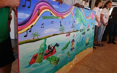 Over 60 Winners in the Regatta Art Competition