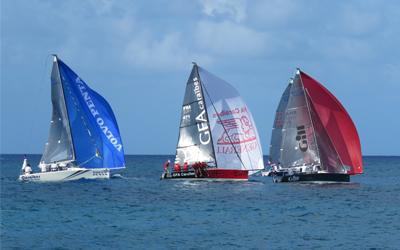 Join the race action on the official St. Maarten Heineken Regatta spectator boat!