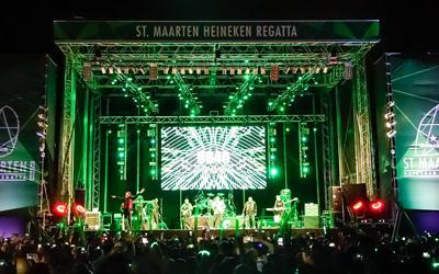 St. Maarten Heineken Regatta Announces Party Venue, Artists and Post-Irma Fundraising Efforts