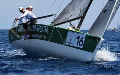 Serious fun during the International Regatta Croatia powered by Heineken