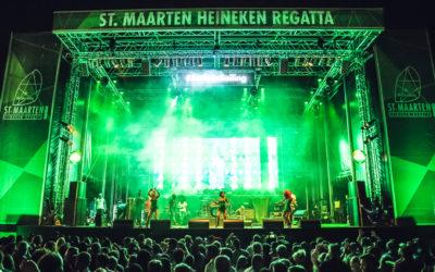 St. Maarten Heineken Regatta announces the 2019 Heineken Regatta Village Venue