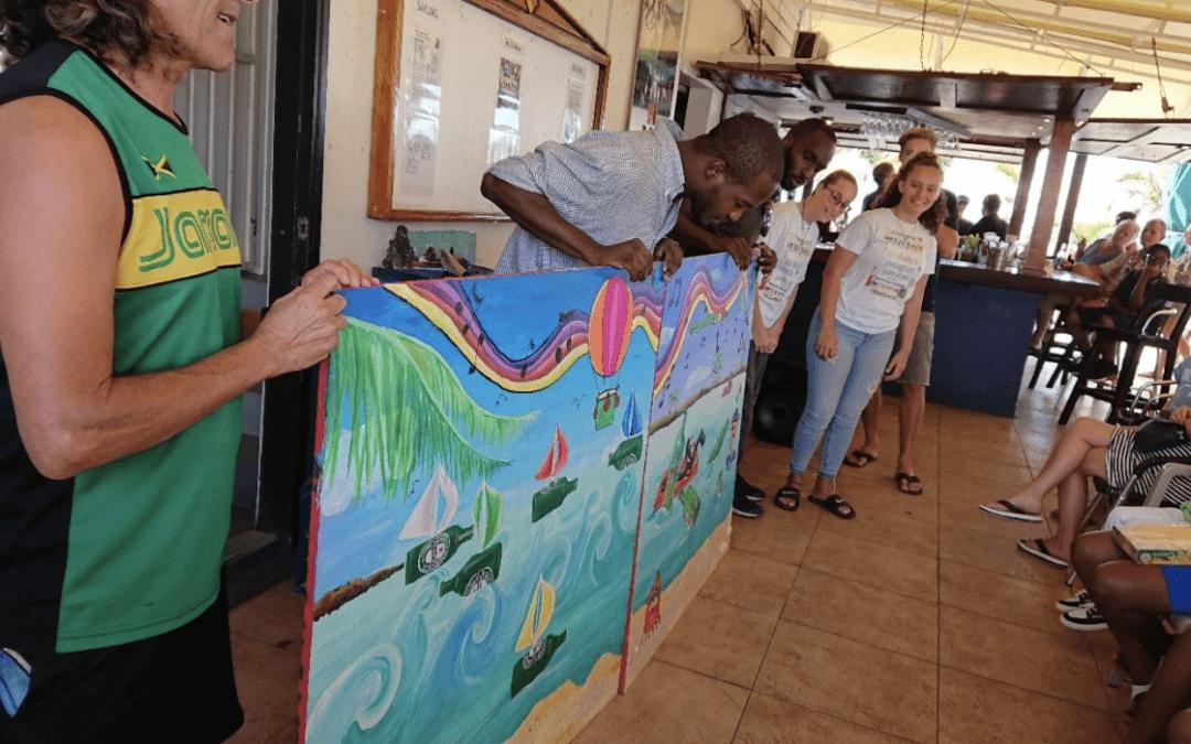 Kick off: Annual Regatta Art Competition 2019