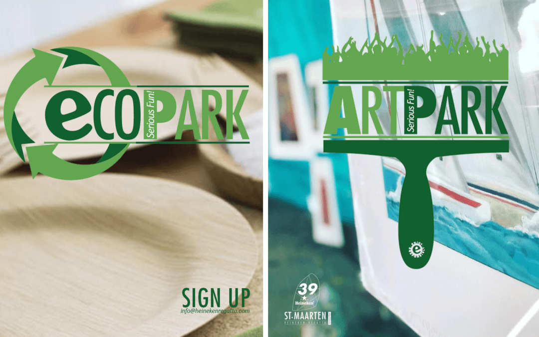 EcoPark and ArtPark added to expand the Regatta Village activities!